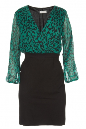 Freebird |  Leopard printed dress Milena | animal print