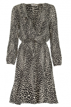 Freebird |  Leopard printed dress Gianna | animal print