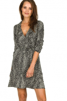 Freebird |  Leopard printed dress Gianna | animal print