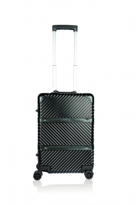 Silvian Heach | Hardcase suitcase Misha | black