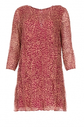 ba&sh |  Printed dress Grace | pink