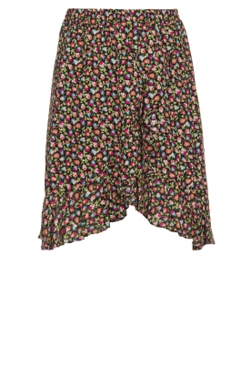 Essentiel Antwerp |  Flowerprint skirt Testament | Multi