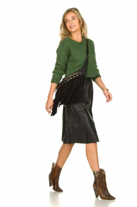 Essentiel Antwerp | Leather boots Tremors | brown