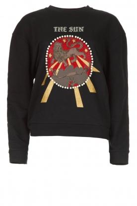 Silvian Heach | Sweater Mussoro | black