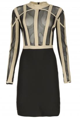 Silvian Heach | Dress Doback | black