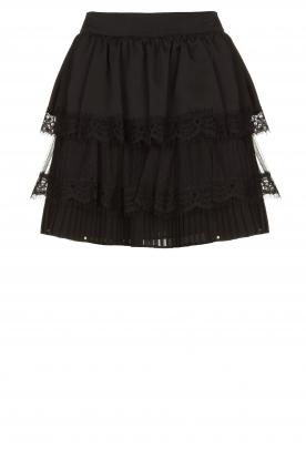 Silvian Heach | Skirt Largeay | black