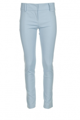 Patrizia Pepe |  Classic stretch trousers Kiana | blue