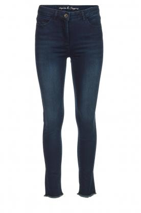 Patrizia Pepe |  Skinny jeans Ilya | blue