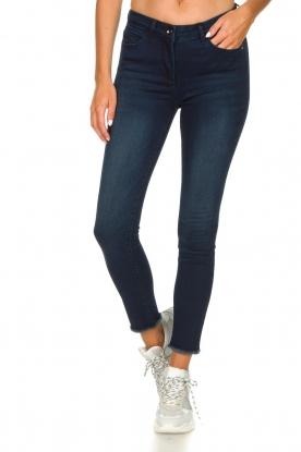 Patrizia Pepe    Skinny jeans Ilya   blue