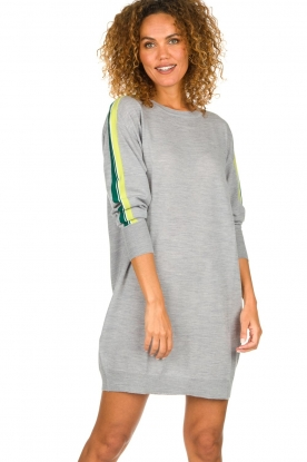 Patrizia Pepe | Sweater Natalia | grey