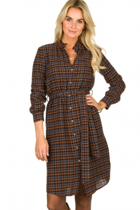 Set |  Checkered dress Mikky | multi
