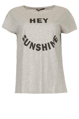 Set | T-shirt Sunshine | grey