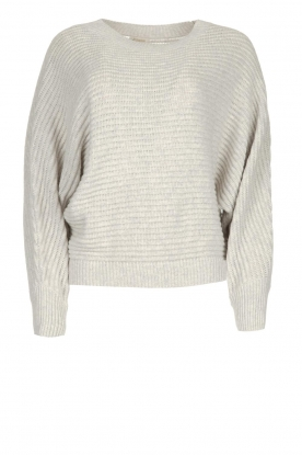 JC Sophie |  Knitted sweater Almira | grey