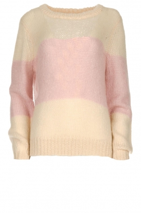 JC Sophie |  Knitted sweater Angelina | pink