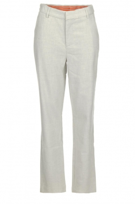 JC Sophie |  Trousers Alba | grey