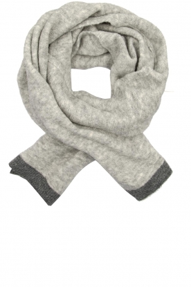 Be Pure |  Scarf Yell | grey