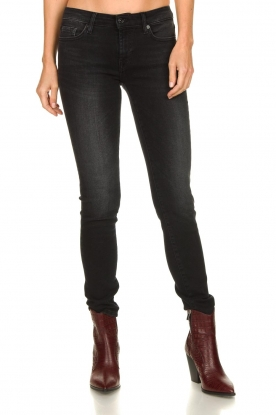 7 For All Mankind | Skinny jeans Piper | black