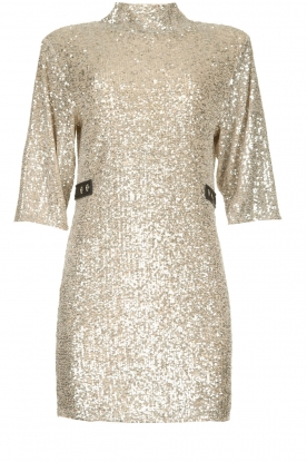 Patrizia Pepe | Dress Isabella | silver