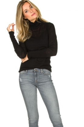 Patrizia Pepe |  Sweater Mara | black