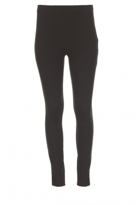 Patrizia Pepe |  Stretch trousers Heidi | black