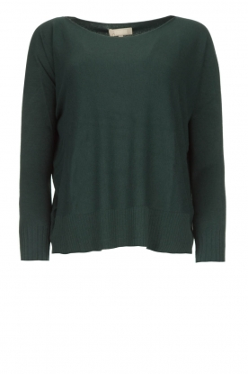 Blaumax |  Lightweight knit Rea | green