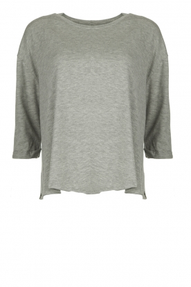 Blaumax | T-shirt Barbette | grey