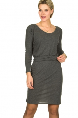 Blaumax | Dress Mila | grey