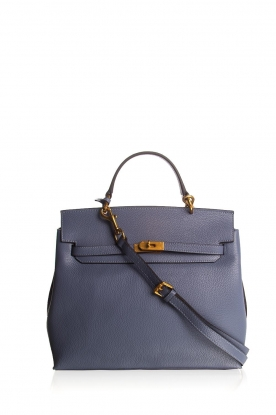 Smaak Amsterdam |  Handbag Jenna | blue