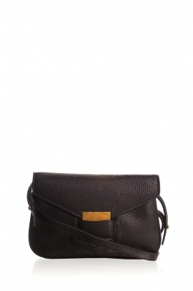 Smaak Amsterdam |  Mini shoulderbag Luccas | black