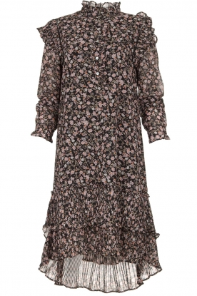 Lolly's Laundry |  Printed dress Frille | multi