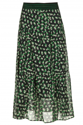 Lolly's Laundry | Skirt with print | green