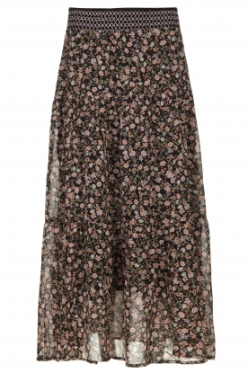 Lolly's Laundry | Skirt with floral print Bonny | pink