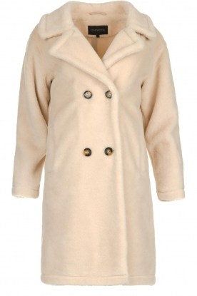OAKWOOD |  Teddy coat  Amazing | beige