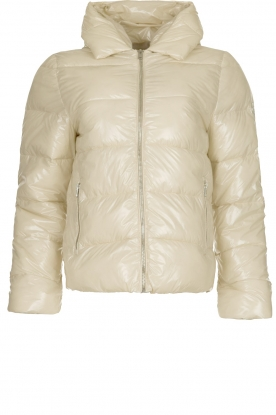 OAKWOOD |  Down jacket Pump | natural