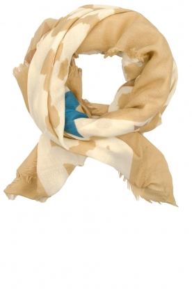 Moment by Moment | Scarf Eva | camel