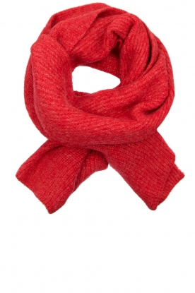 Moment by Moment | Scarf Larissa | red
