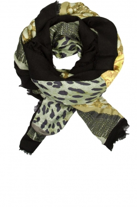 Moment by Moment | Scarf Iris | grey