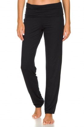 Hanro |  Sweatpants Yoga | black