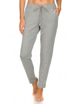 Hanro |  Sweatpants Balance | grey