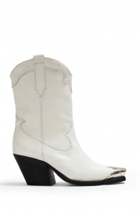 Catarina Martins |  Western boot Roow | white