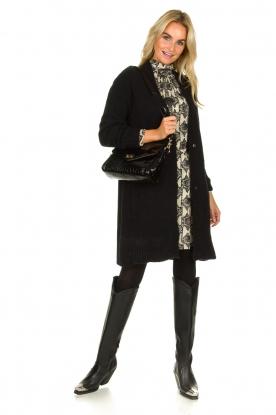 Catarina Martins    Western boots Mayke   black