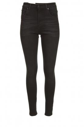 Lois Jeans |  Skinny high waist jeans Celia | black