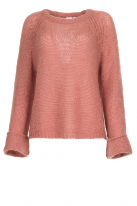 Knit-ted |Knitted sweater Becky | pink