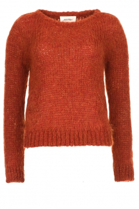 American Vintage | Sweater Manina | red