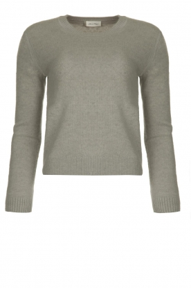 American Vintage |  Basic sweater Gogojet | grey