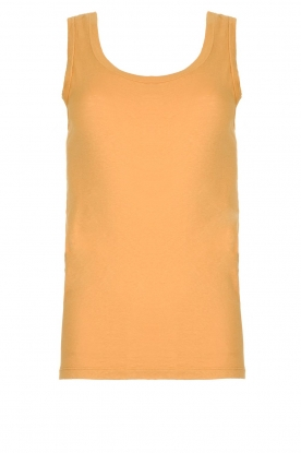 American Vintage |Tanktop Camipy | yellow