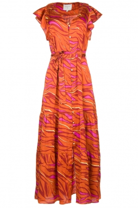 Dante 6 |  Maxidress with print Odison | multi