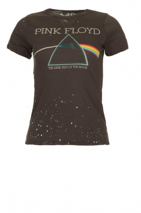 Chaser |  T-shirt with print Pink Floyd | black
