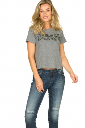 Chaser | T-shirt Soul | grey