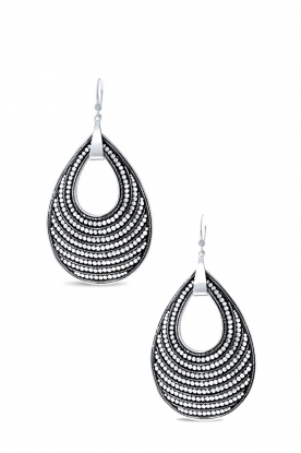 Close to Zen | 925 sterling silver earrings Summerwishes | silver